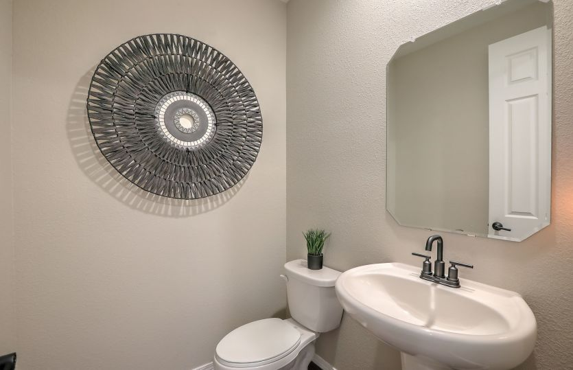 Bathroom featured in the Ocotillo By Pulte Homes in Santa Fe, NM