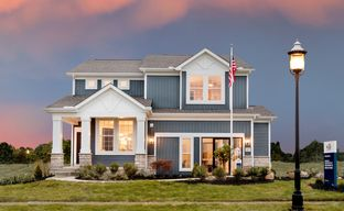 The Grove at Beulah Park by Pulte Homes in Columbus Ohio