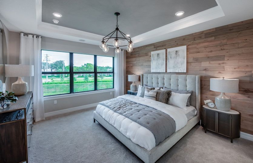 Bedroom featured in the Adirondack By Pulte Homes in Broward County-Ft. Lauderdale, FL