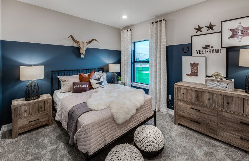 Bedroom featured in the Alexander By Pulte Homes in Broward County-Ft. Lauderdale, FL