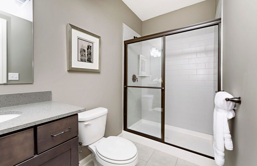 Bathroom featured in the Skyview By Pulte Homes in Indianapolis, IN