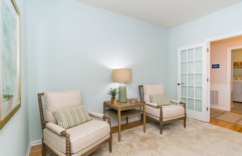 Living Area featured in the Copley By Pulte Homes in Boston, MA