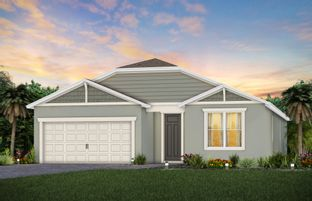 Spruce - Lakeview Preserve: Winter Garden, Florida - Pulte Homes