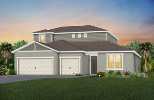 Ashby Grand - Serenoa Lakes: Clermont, Florida - Pulte Homes