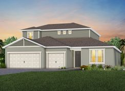 Ashby Grand - Lakeview Preserve: Winter Garden, Florida - Pulte Homes