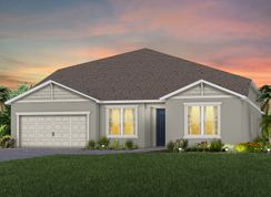 Easley Grand - Serenoa Lakes: Clermont, Florida - Pulte Homes