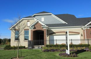 Abbeyville - Villas at Stonebrook: Novi, Michigan - Pulte Homes