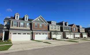 Woodbridge Park by Pulte Homes in Detroit Michigan