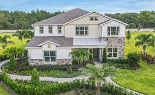 Sunset Preserve by Pulte Homes in Orlando Florida