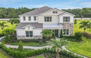Richmond - Sunset Preserve: Orlando, Florida - Pulte Homes