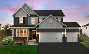 Bailey Woods - Expressions Collection by Pulte Homes in Minneapolis-St. Paul Minnesota