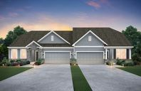 Lancaster - Villas Series by Pulte Homes in Indianapolis Indiana