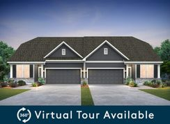 Provence - Lancaster - Villas Series: Westfield, Indiana - Pulte Homes