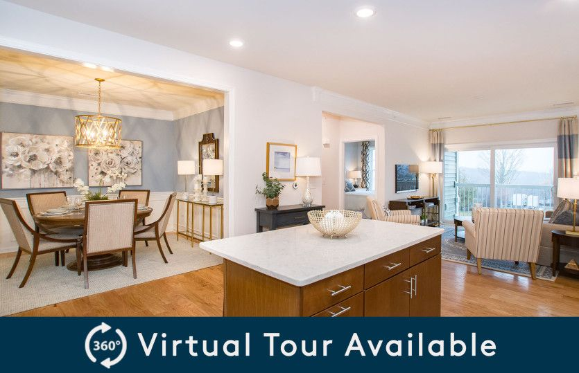 Living Area featured in the Hinsdale By Pulte Homes in Boston, MA