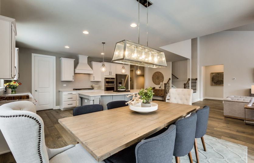Kitchen featured in the Lyon (Ranch) By Pulte Homes in Detroit, MI