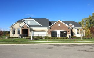 Villas at Stonebrook by Pulte Homes in Detroit Michigan
