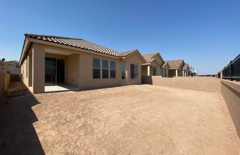 Exterior featured in the Darden By Pulte Homes in Albuquerque, NM