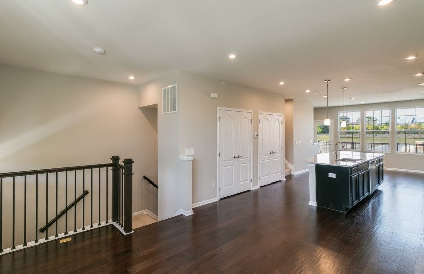 Kitchen featured in the Trenton By Pulte Homes in Detroit, MI