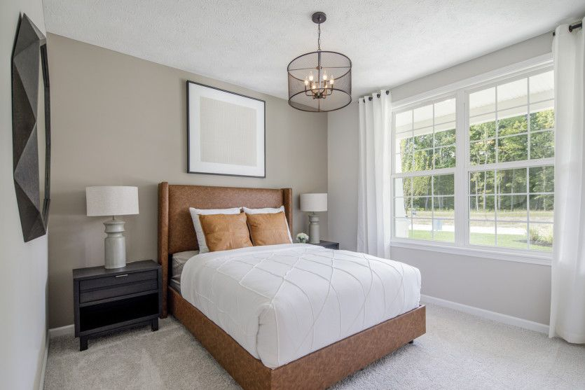 Bedroom featured in the Ascend By Pulte Homes in Akron, OH