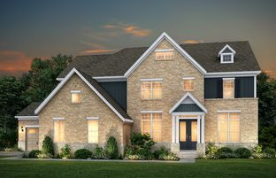 Worthington - Daventry: Franklin, Tennessee - Pulte Homes