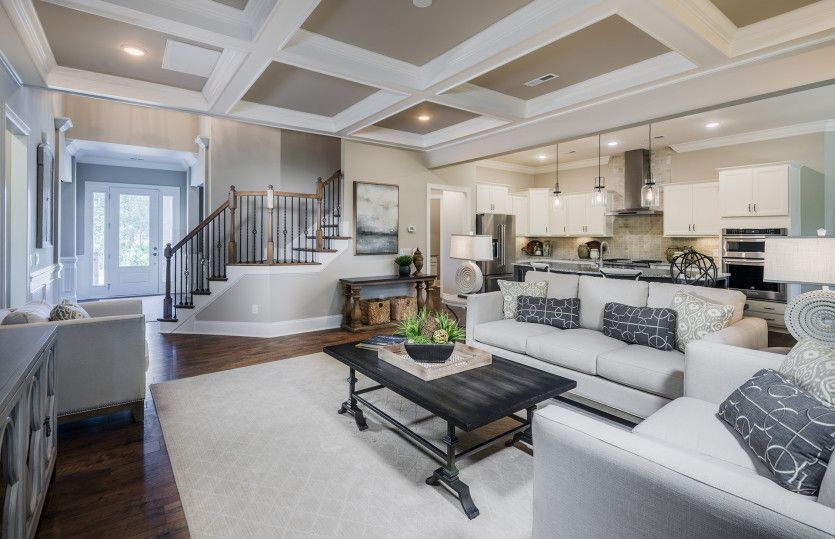 Living Area featured in the Worthington By Pulte Homes in Nashville, TN