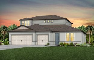 Ashby Grand - Hammock Crest: Riverview, Florida - Pulte Homes