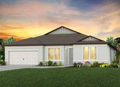 Easley - Hammock Crest: Riverview, Florida - Pulte Homes