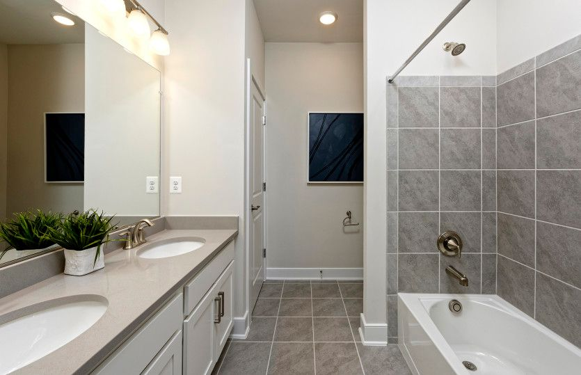 Bathroom featured in the Sydney By Pulte Homes in Washington, MD