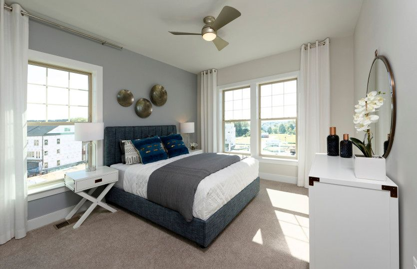 Bedroom featured in the Sydney By Pulte Homes in Washington, MD