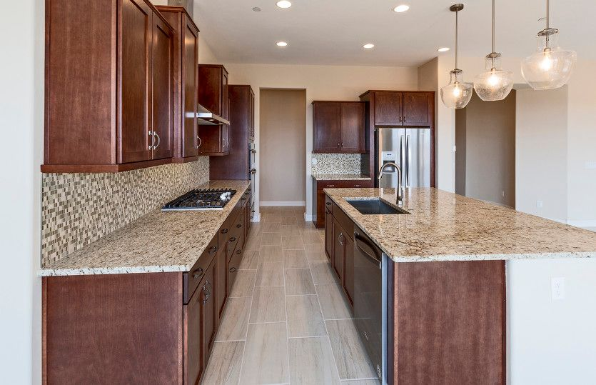 Kitchen featured in the Rockledge By Pulte Homes in Tucson, AZ