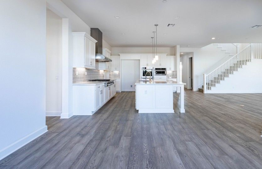 Kitchen featured in the Plan Two By Pulte Homes in Orange County, CA