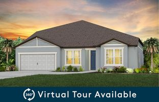 Easley Grand - Hammock Crest: Riverview, Florida - Pulte Homes