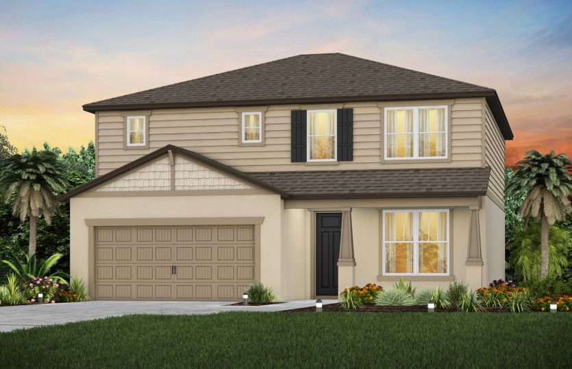 Exterior featured in the Tower By Pulte Homes in Tampa-St. Petersburg, FL