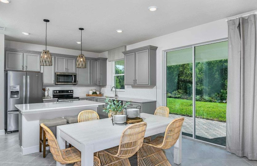 Kitchen featured in the Tower By Pulte Homes in Tampa-St. Petersburg, FL