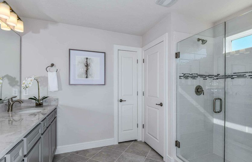 Bathroom featured in the Tower By Pulte Homes in Tampa-St. Petersburg, FL