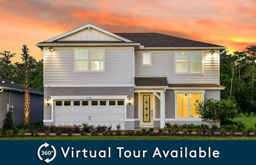 Exterior featured in the Whitestone By Pulte Homes in Tampa-St. Petersburg, FL