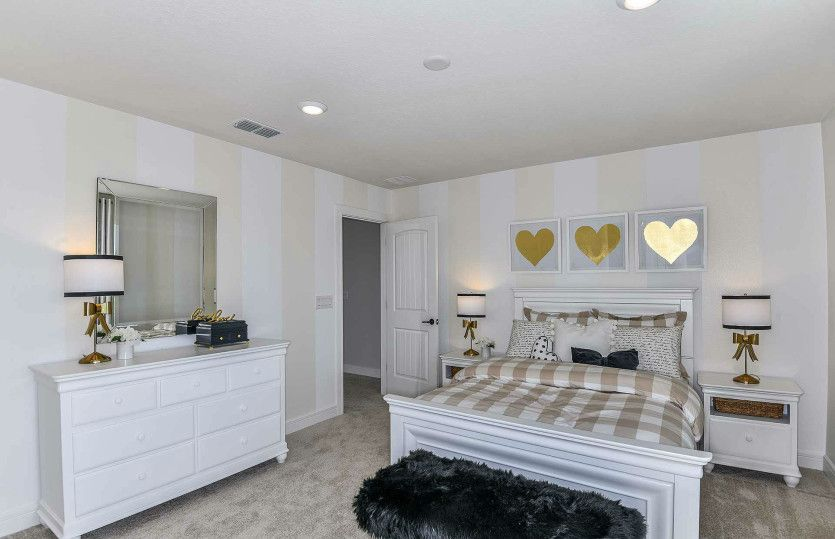 Bedroom featured in the Whitestone By Pulte Homes in Tampa-St. Petersburg, FL