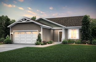 Castle Rock - The Retreat at Liberty Lakes: Twinsburg, Ohio - Pulte Homes