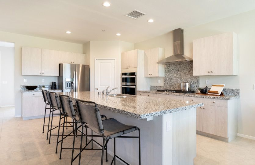 Kitchen featured in the Visionary By Pulte Homes in Riverside-San Bernardino, CA