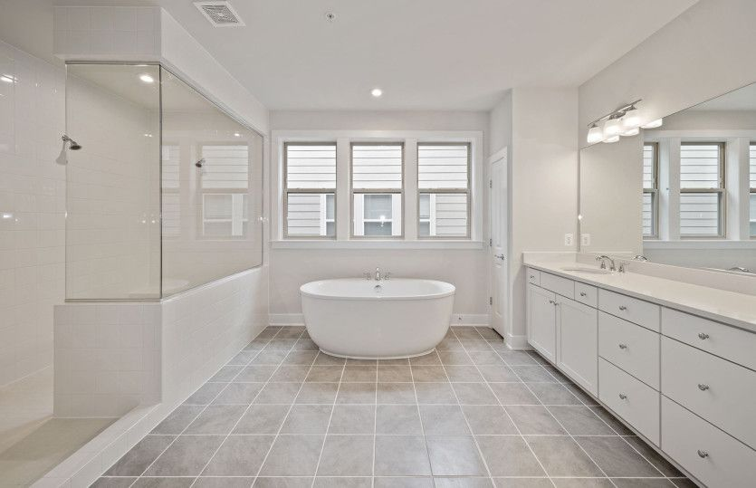 Bathroom featured in the Greenview By Pulte Homes in Washington, MD