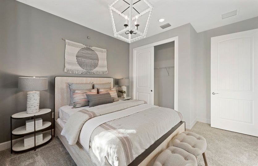 Bedroom featured in the Hallmark By Pulte Homes in Naples, FL