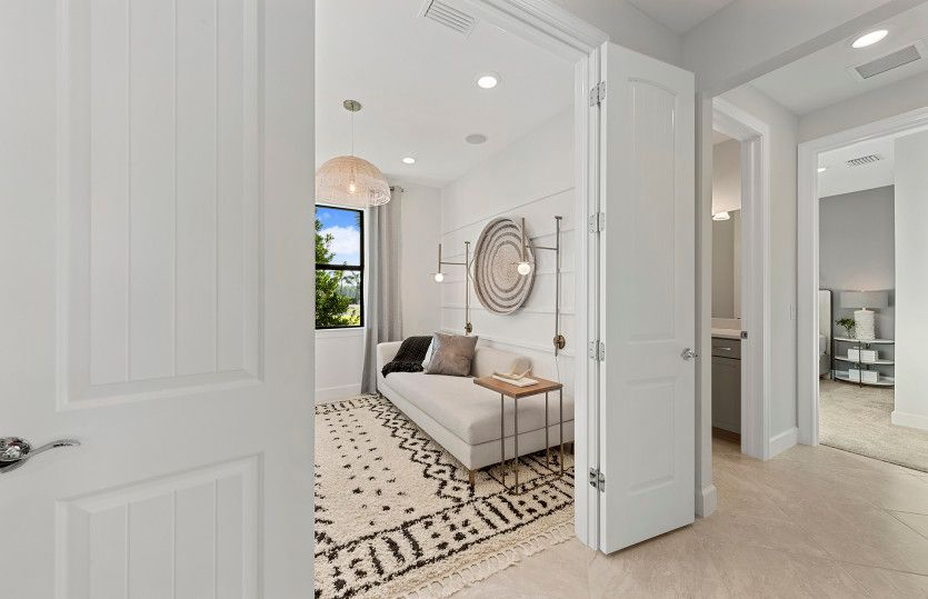 Living Area featured in the Hallmark By Pulte Homes in Naples, FL