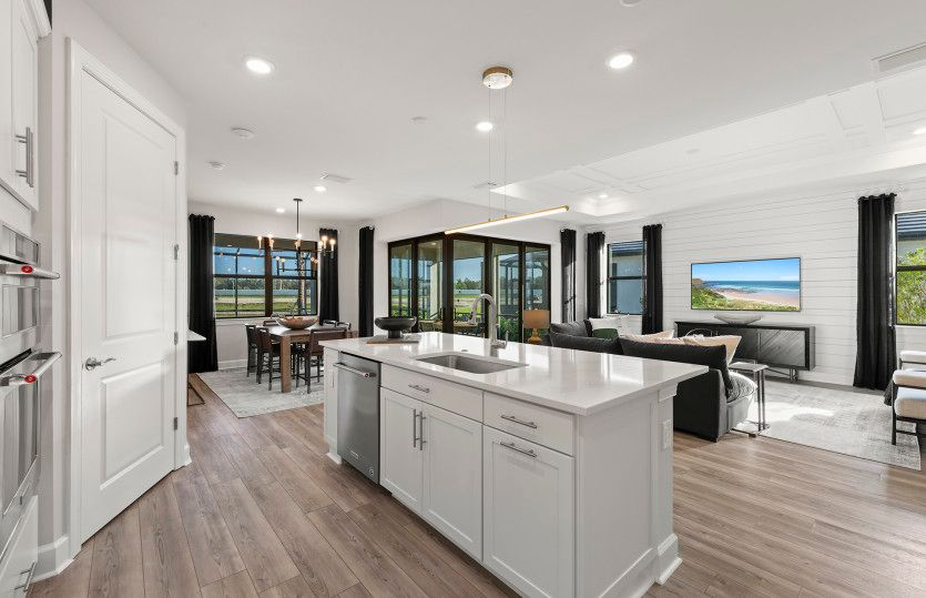 Kitchen featured in the Mystique By Pulte Homes in Naples, FL