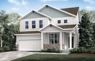 Boardwalk - North Bluffs - Expressions Collection: Woodbury, Minnesota - Pulte Homes