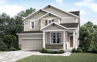Park Place - North Bluffs - Expressions Collection: Woodbury, Minnesota - Pulte Homes