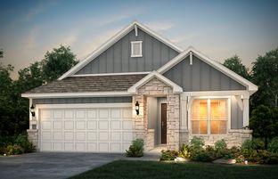 Oakmont - Lily Springs: Seguin, Texas - Pulte Homes