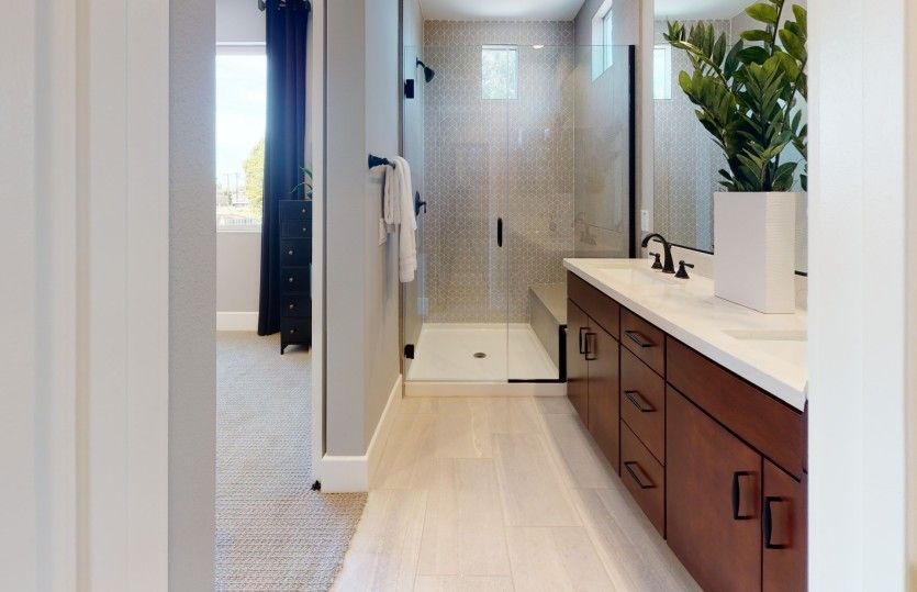 Bathroom featured in the Residence 2 By Pulte Homes in Los Angeles, CA