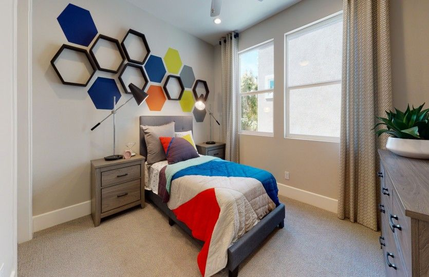Bedroom featured in the Residence 2 By Pulte Homes in Los Angeles, CA