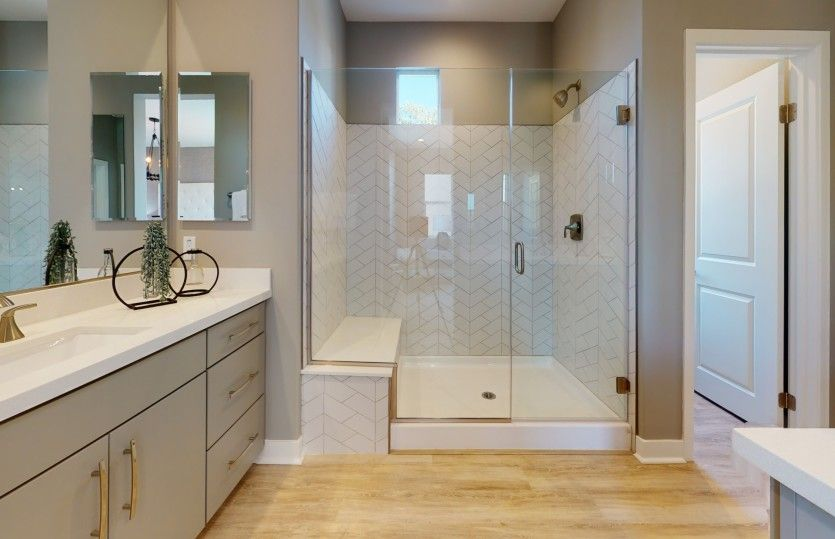 Bathroom featured in the Residence 3 By Pulte Homes in Los Angeles, CA