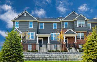 Sumter - Townes at Mill Street: Plymouth, Michigan - Pulte Homes